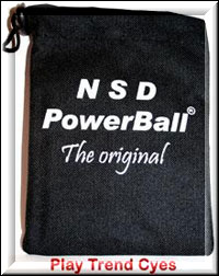 NSD powerball bag black
