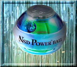 nsd powerball blue light met counter