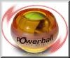 Powerball  amber red