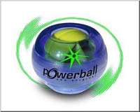 powerball green met 6 leds